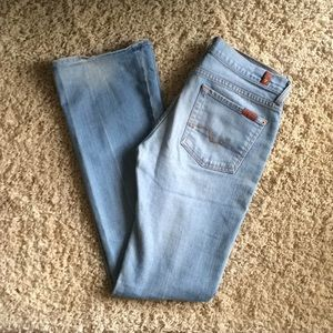 Awesome 7 for all Mankind Jeans